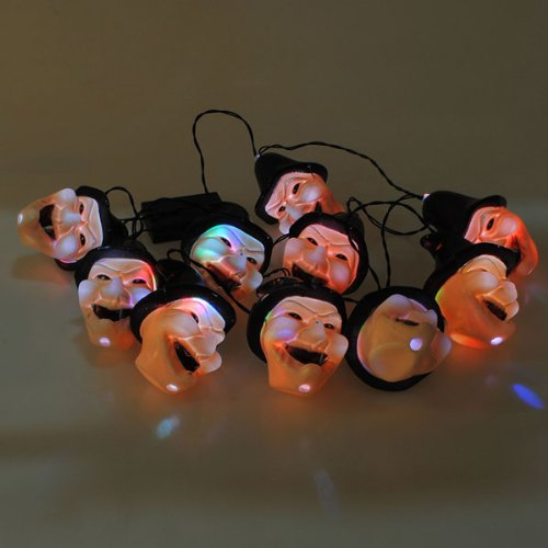 Color changing Witch String LED Light Lamp