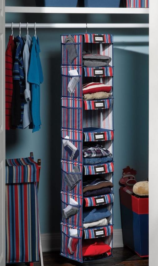 7-Shelf Hanging Organizer (2)