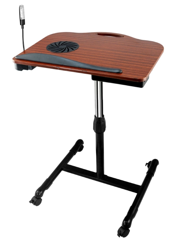 75% Discount: Adjustable Wooden Laptop Desk