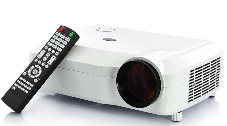 "Android 4.2 HD Dual Core Projector ""HD Fantasy"""