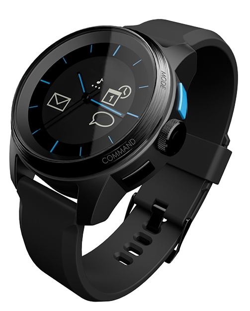Bluetooth Analog Watch