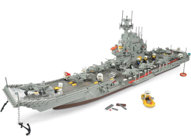 Building Block Aircraft Carrier