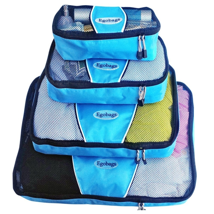 Egobags Travel Packing luggage
