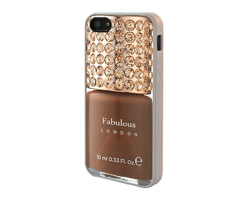 Fabulous Nail Polish iPhone 5 Case