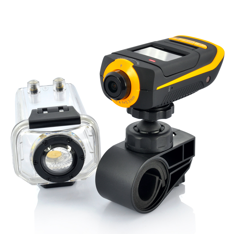 "Full HD Extreme Sports Action Camera ""ProView HD"""