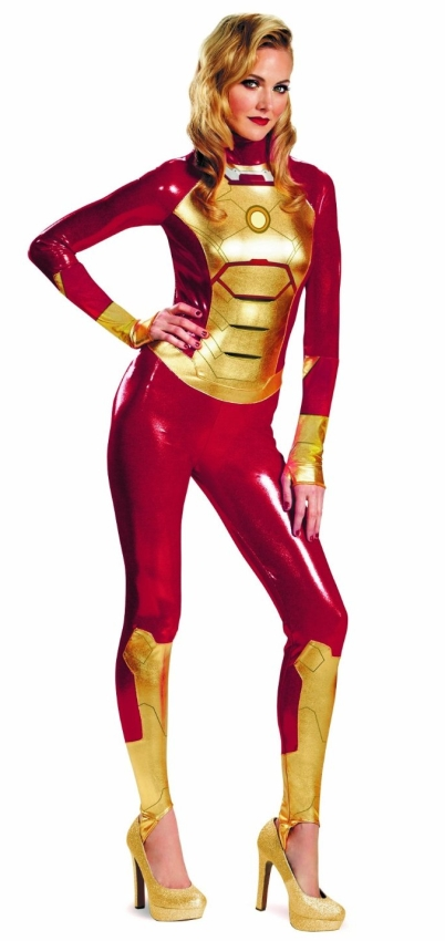 Iron Man 3 Bodysuit Adult Costume