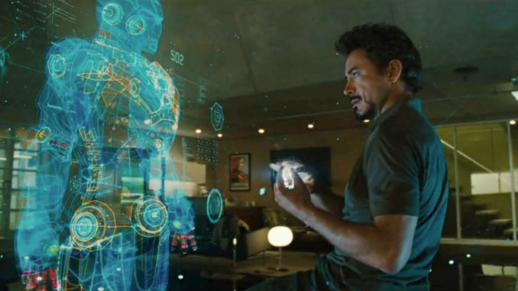Elon Musk Claims the Iron Man Hologram UI Can Be Built