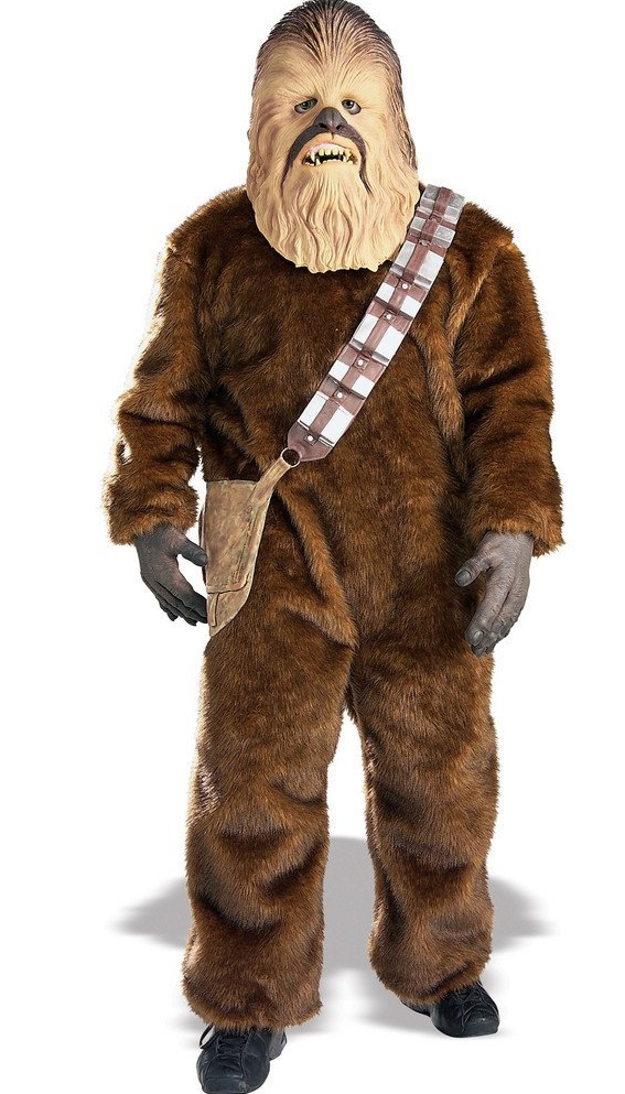 Mens Star Wars Chewbacca Adult Costume