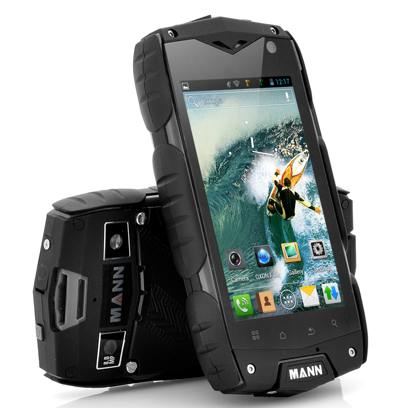 "Rugged Android Phone ""Mann A18"""