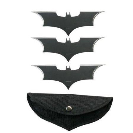 Small Size Metal Batman Shape Flying Cutter