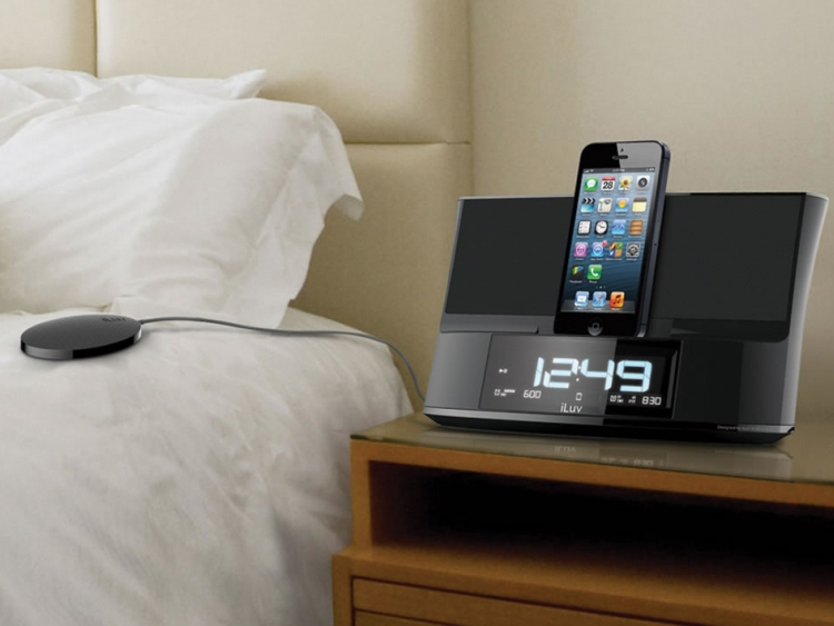 The iPhone 5 Clock Radio