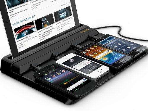 Unversal Charging Station for Smartphones & Tablets