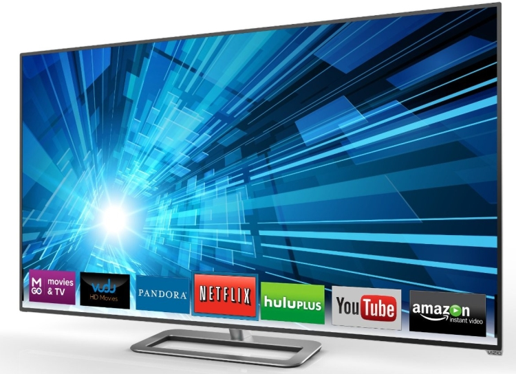VIZIO 80-Inch 1080p 240Hz 3D Smart LED HDTV
