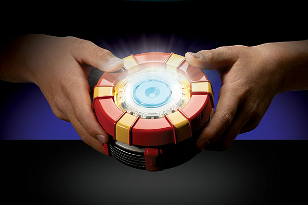 Iron Man Arc Reactor Lab