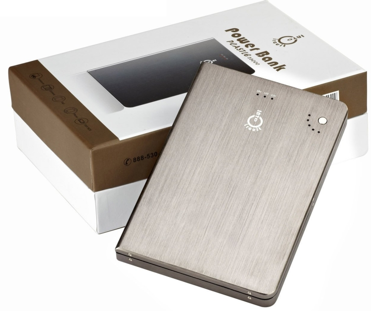 26000mAh External Battery Pack/High Capacity Power Bank