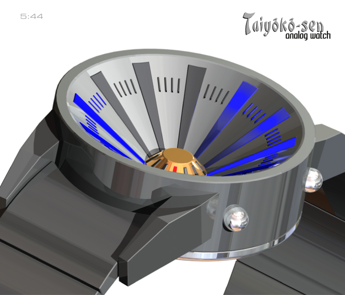 Taiyoko analogue watch