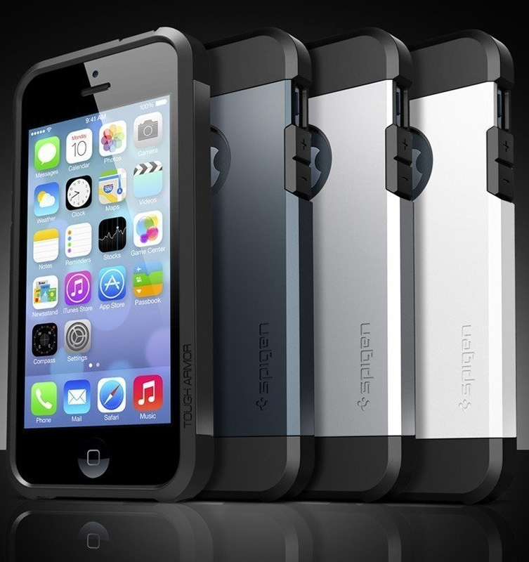 Tough Armor Case for iPhone 5/5S