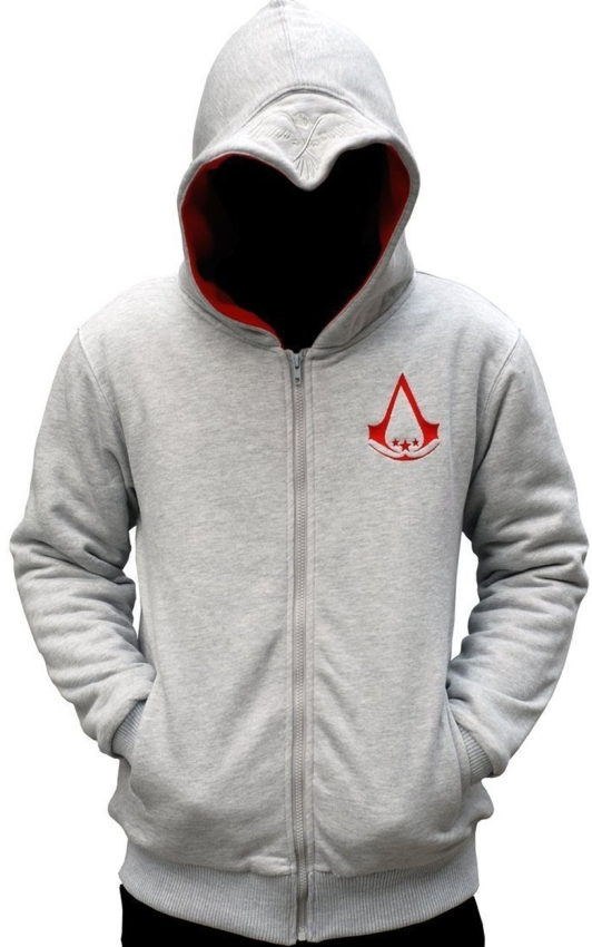 Assassins Creed III 3 Cosplay Costume Jacket