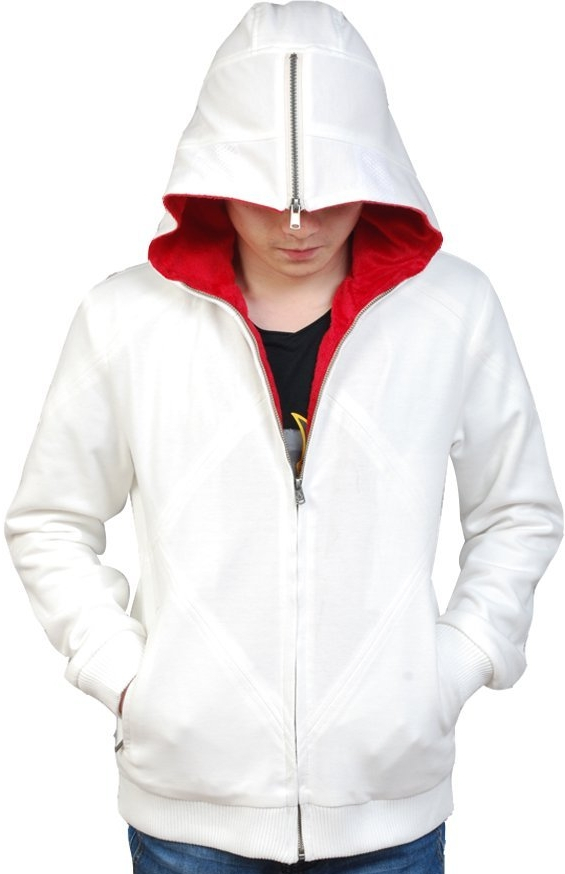 Assassin's Creed III 3 Desmond Top Coat Jacket