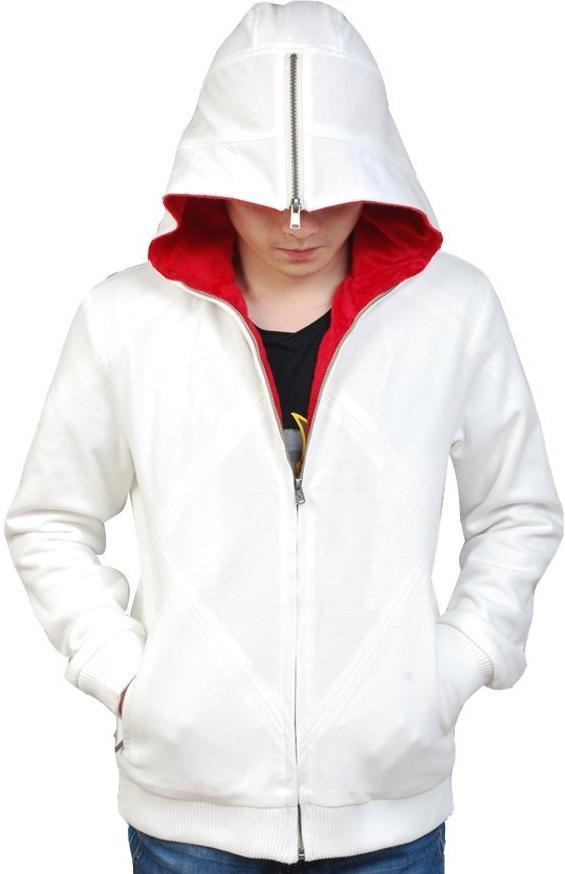 Assassin's  Jacket White