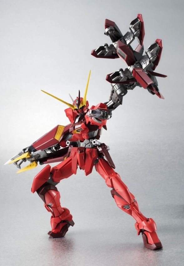 Bandai Tamashii Nations Robot Spirits Testament Gundam Action Figure