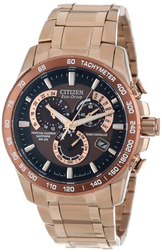 Citizen Men's A-T Atomic Clock Synchronization Watch