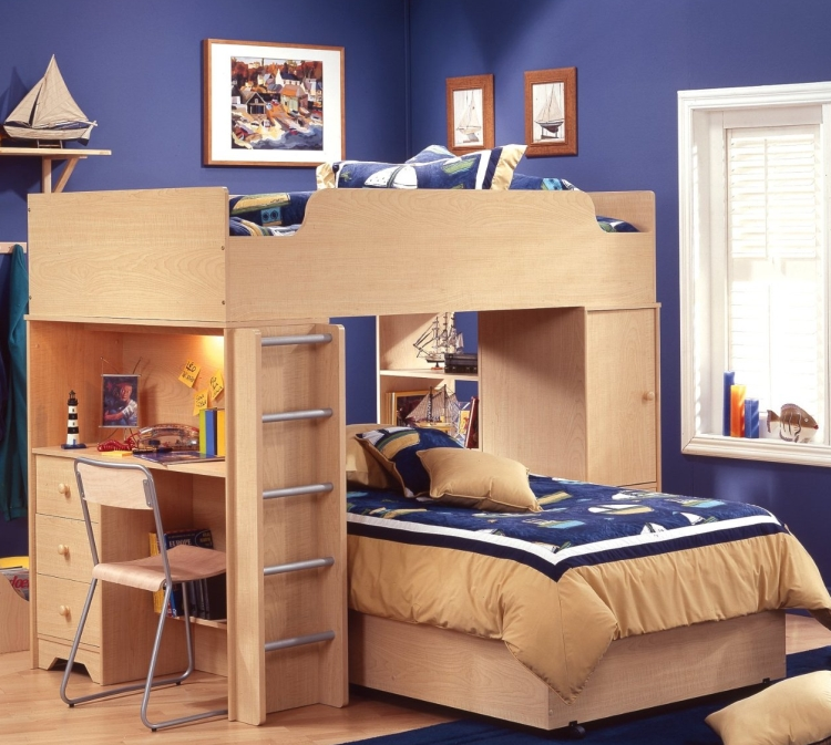 Popular Collection Complete Loft Bed