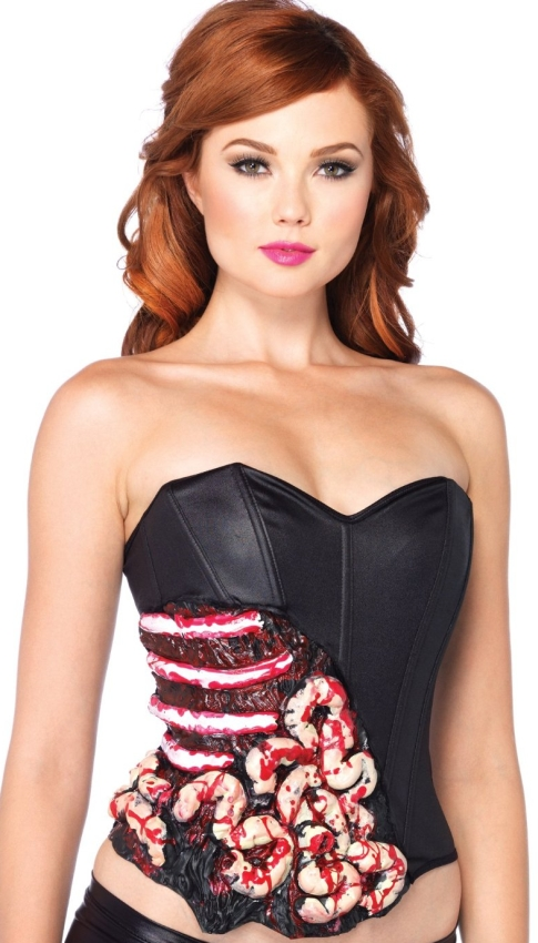 Costumes Blood and Guts Corset