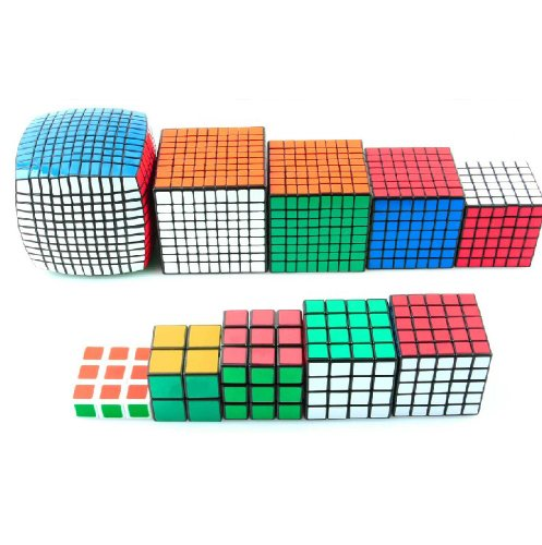 Cube Puzzle Bundle Pack
