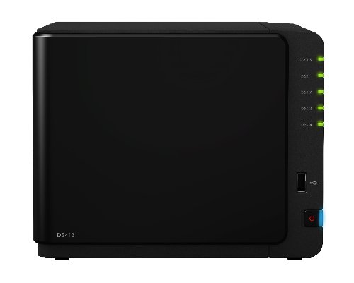 DiskStation 4-Bay 12TB (4 x 3TB) Network Attached Storage