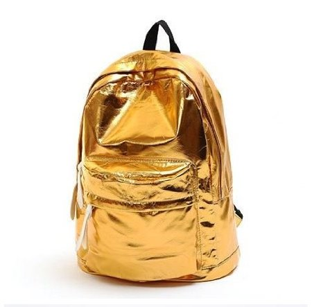 Fashion Patent Leather Backpack