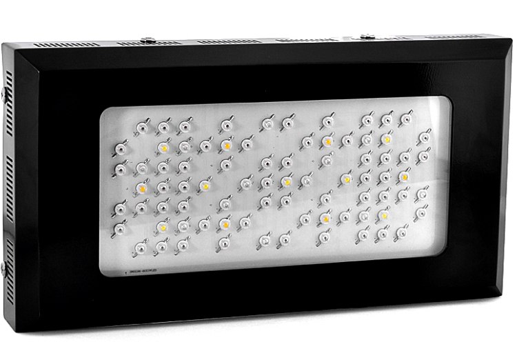 "Hydroponic LED Grow Light ""Sensemilla"""