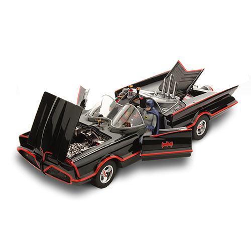 Batman Elite One 1966 1:18 Scale Die-Cast Batmobile
