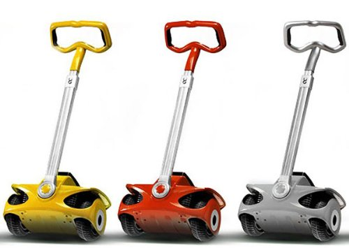 Mini Personal Transporter Scooter