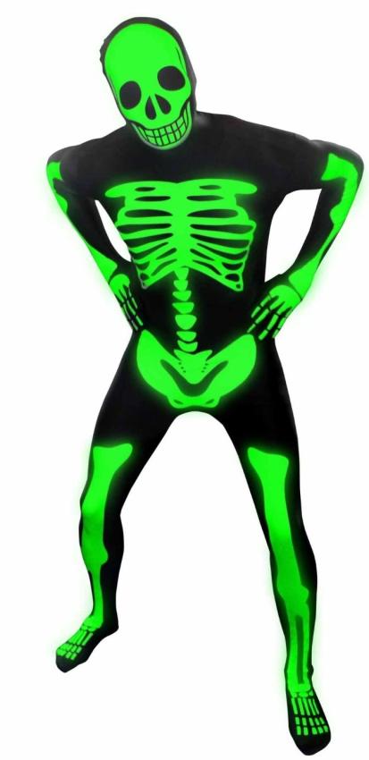 Premium Glow Skeleton