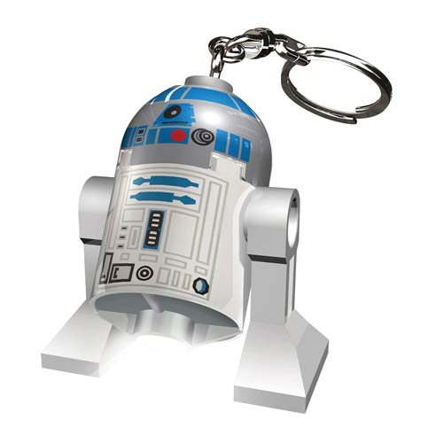 LEGO Star Wars R2-D2 Minifigure Flashlight