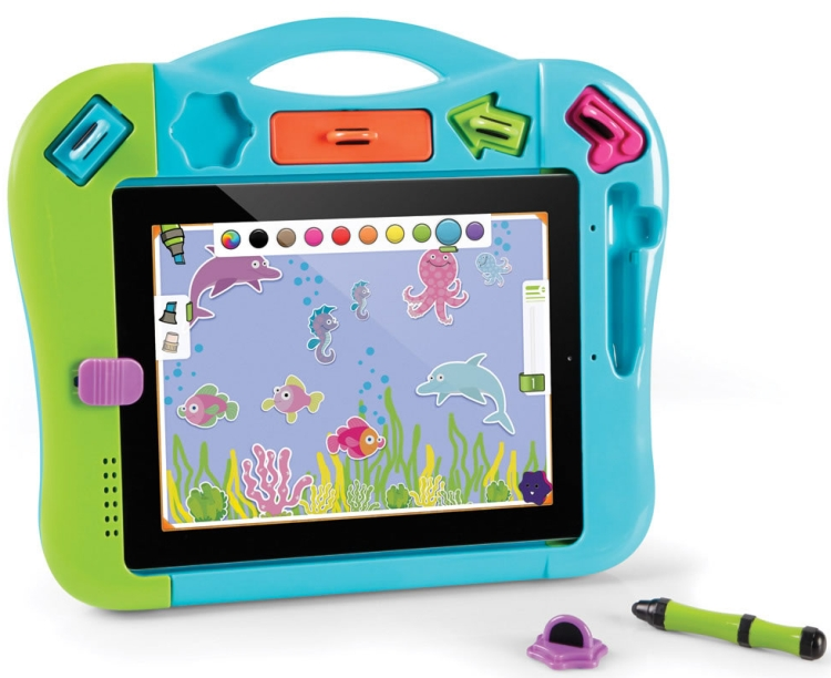 The Award Winning iPad Animating Art Center