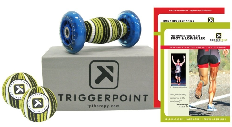 Trigger Point Performance Foot and Lower Leg Self Myofascial Release