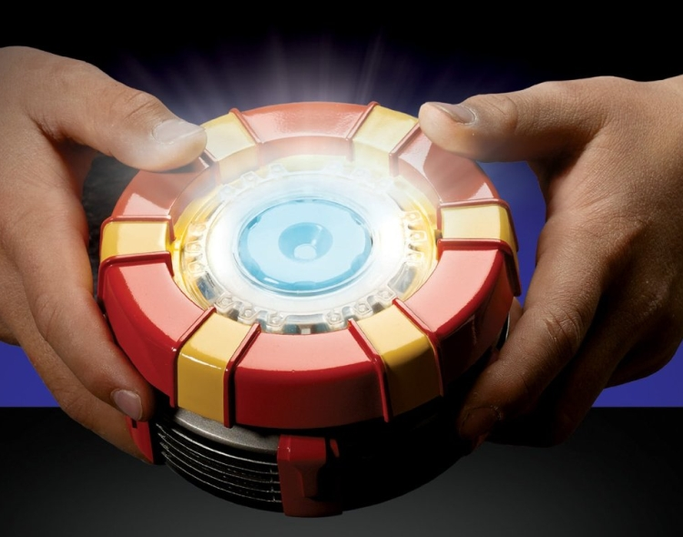 Uncle Milton Marvel Science Iron Man Arc Reactor Lab
