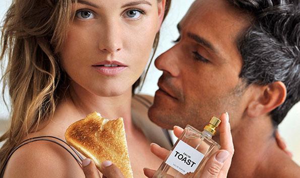 Perfume Smells Like Toast