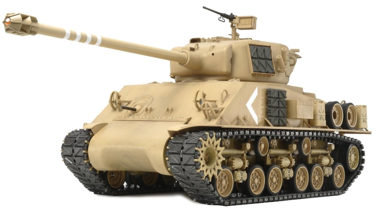 1/16 Super Sherman Full-Option Tank Kit