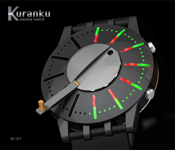 """Kuranku"" watch"