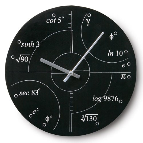 51VtxLcXHzLIrrational Numbers Wall Clock