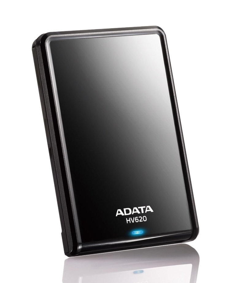 ADATA DashDrive HV620 Portable External Hard Drive 2TB USB 3.0