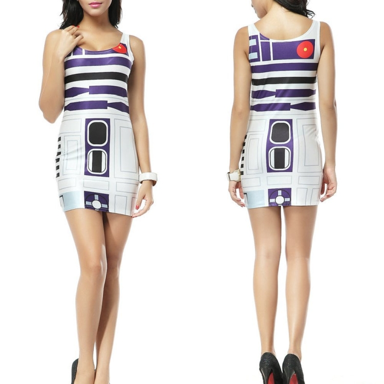 2013 Autumn Star Wars Dresses