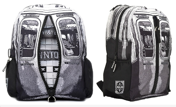 New York Subway Backpack