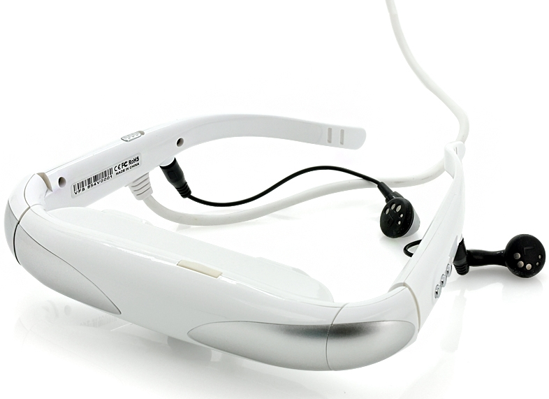 "D Video Glasses for PC ""Nebula"""