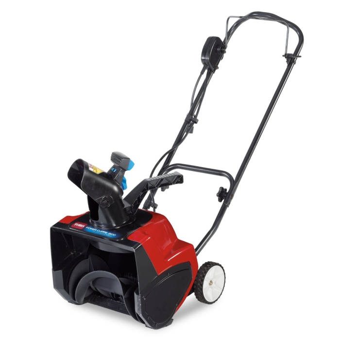 Power Curve Snow Blower