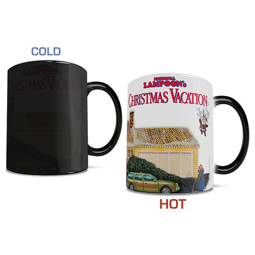 National Lampoon's Christmas Vacation Morphing Mug