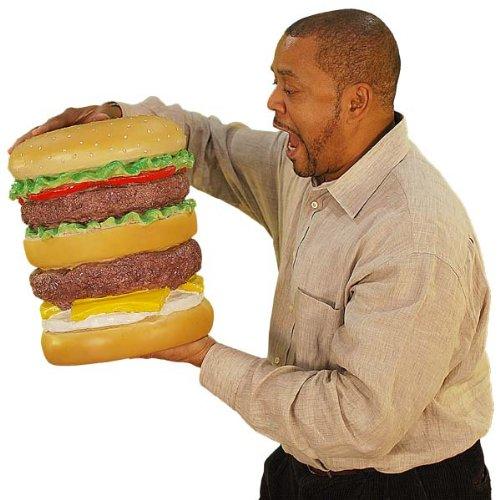 Giant Hamburger Seat